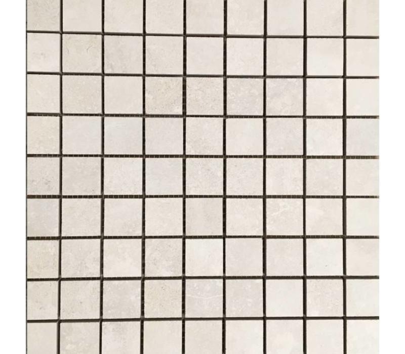 mozaïek ABSOLUTE Bianco 30x30 cm