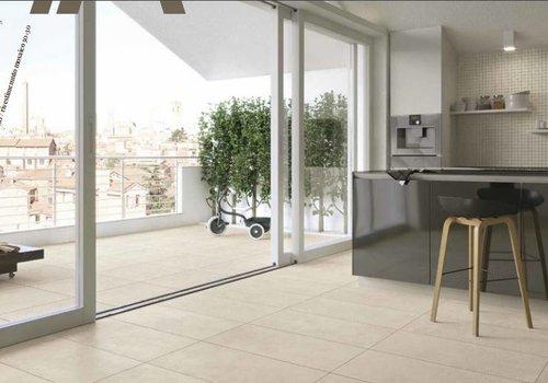 Castelvetro vloertegel ABSOLUTE Bianco 60x60 cm