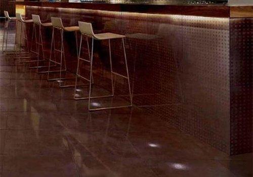 Casalgrande Padana vloertegel METALLICA Rame 60x60 cm - Lappata
