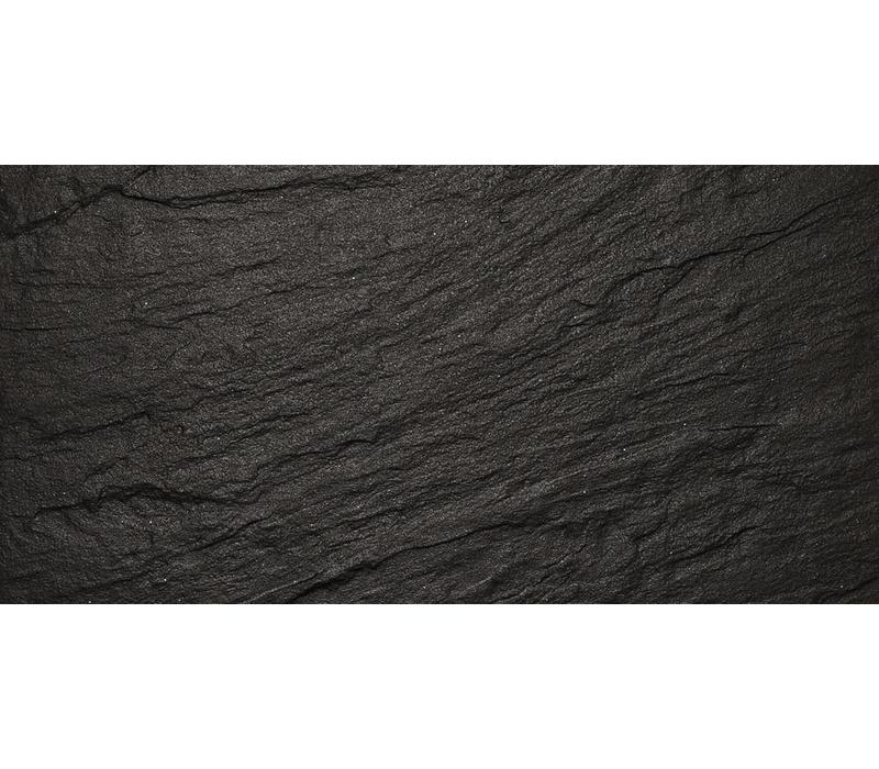 vloertegel ALPES Negro 30x60 cm