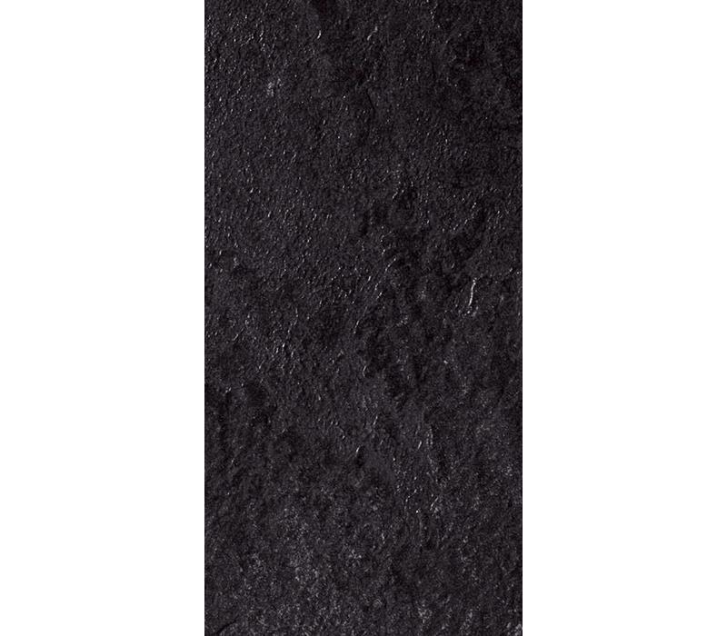 vloertegel MINERAL CHROM Black 30x60 cm - Naturale