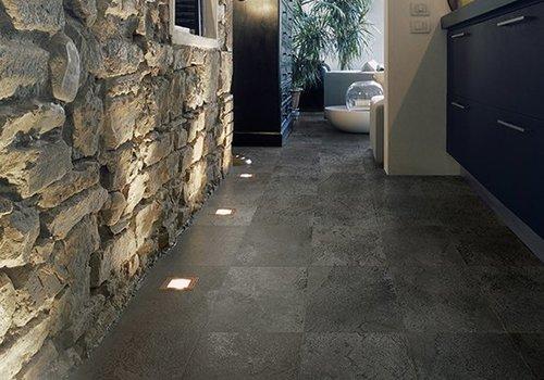 Casalgrande Padana vloertegel MINERAL CHROM Black 30x60 cm - Naturale