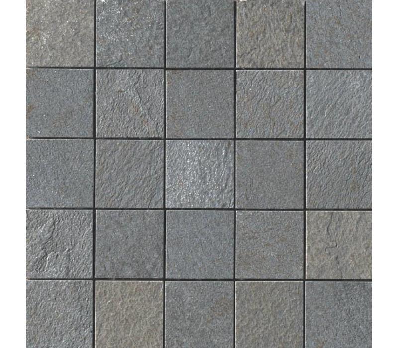 Mozaïek MINERAL CHROM Grey 6x6 - Naturale