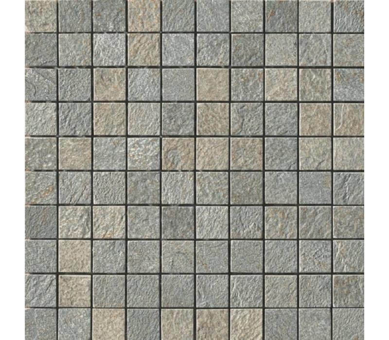 Mozaïek MINERAL CHROM Beige 3x3 - Naturale