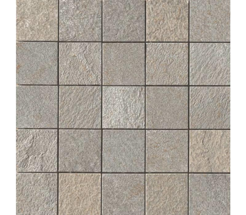 Mozaïek MINERAL CHROM Beige 6x6 - Naturale