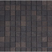 Mozaïek MINERAL CHROM Brown 3x3 - Naturale