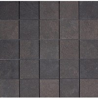 Mozaïek MINERAL CHROM Brown 6x6 - Naturale
