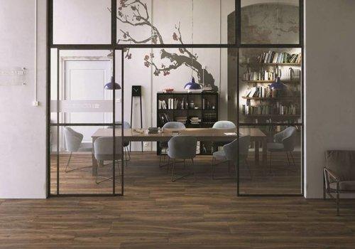 Castelvetro vloertegel MORE Ciliegio 20x120 cm rett.