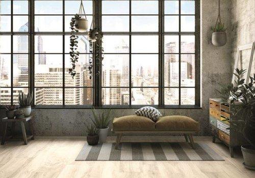 Castelvetro vloertegel MORE Bianco 20x120 cm rett.
