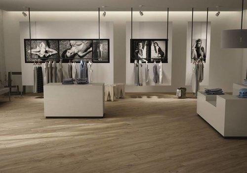 Castelvetro vloertegel MORE Beige 20x120 cm rett.