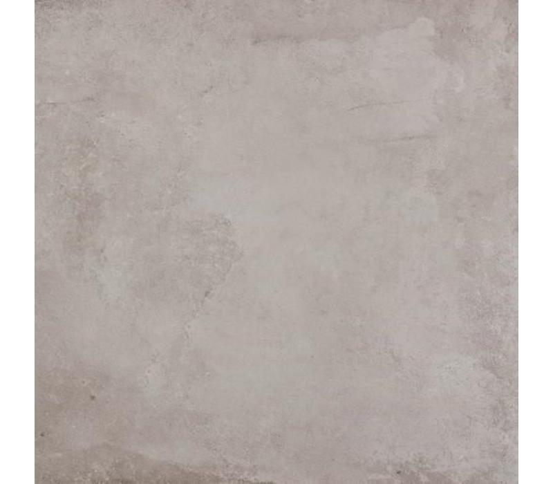 vloertegel STORY Grey 75x75 cm rett.