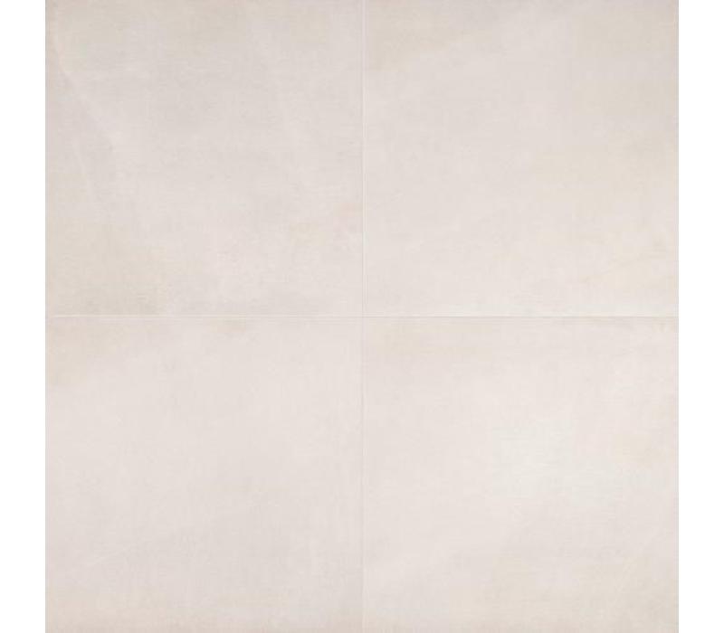 vloertegel ALL OVER White 75x75 cm - Naturale