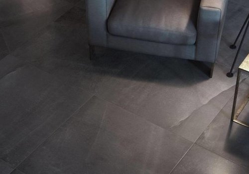 Supergres vloertegel ALL OVER Dark 60x60 cm - Naturale
