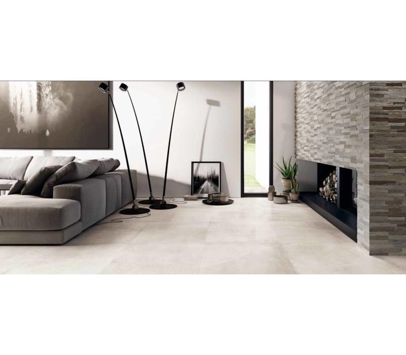 vloertegel ALL OVER White 60x60 cm - Naturale