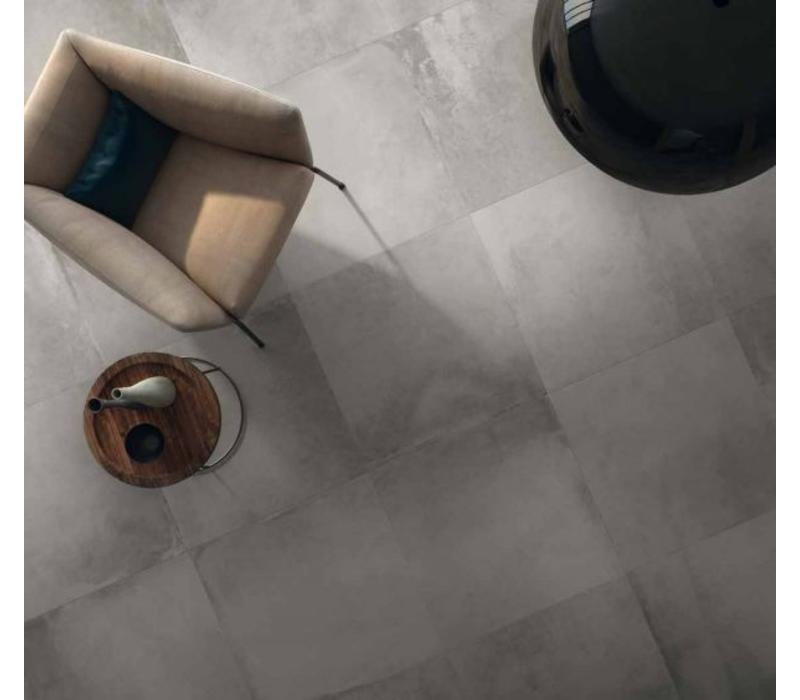vloertegel ART Graphite 60x60 cm rett.