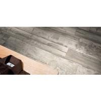 vloertegel REMAKE Grey 29,7x120 cm rett.