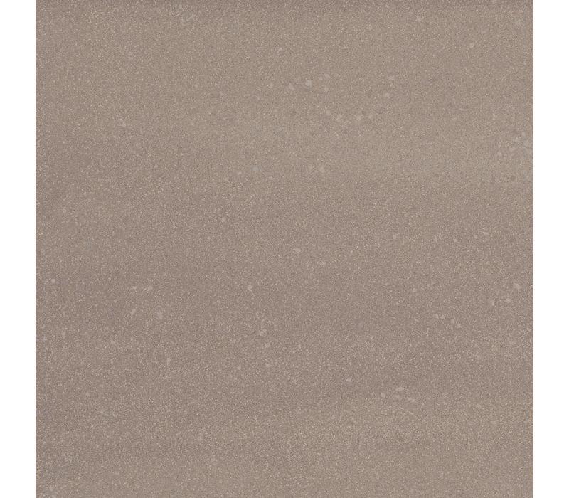 vloertegel SOLIDS Clay Grey 60x60 cm - vlak