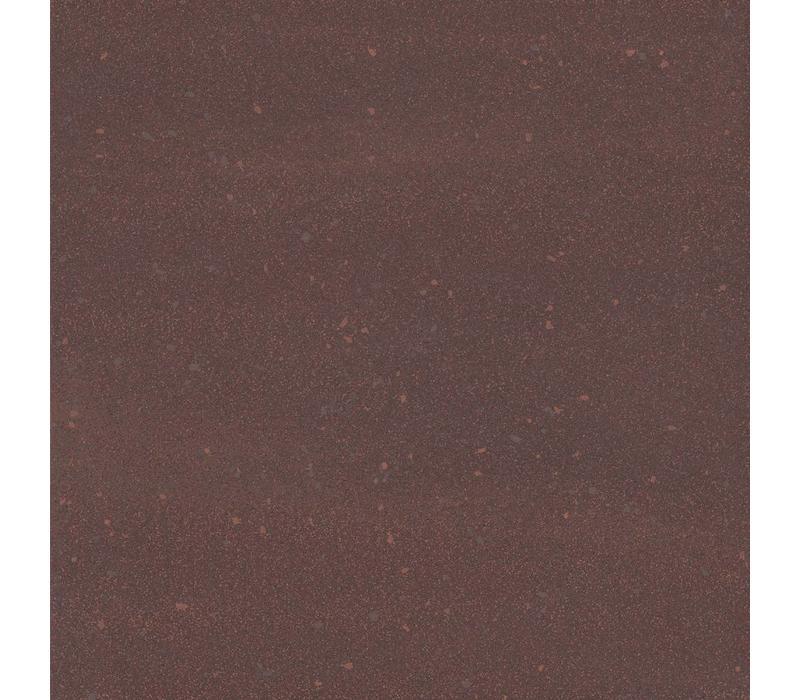 vloertegel SOLIDS Rust Red 60x60 cm - vlak