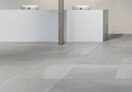 Mosa vloertegel SOLIDS Stone Grey 60x60 cm - vlak