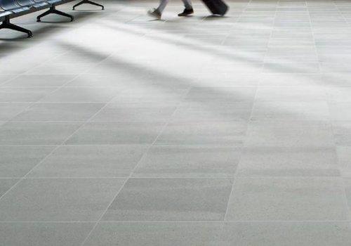 Mosa vloertegel SOLIDS Clay Grey 60x60 cm - vlak