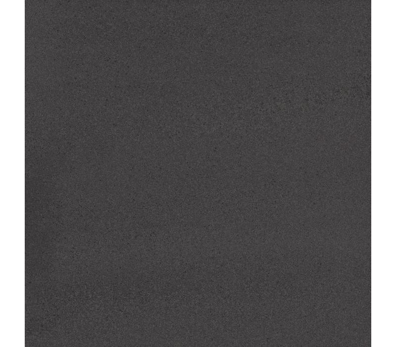 vloertegel QUARTZ  Anthractite Black 60x60 cm - vlak