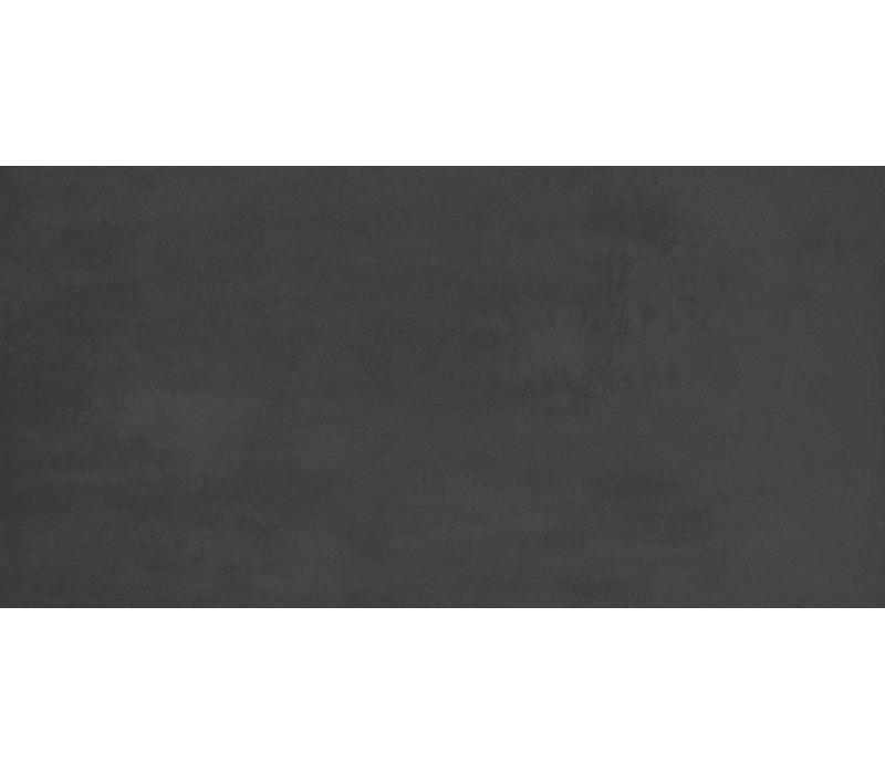 vloertegel TERRA TONES Koel Zwart 30x60 cm - vlak