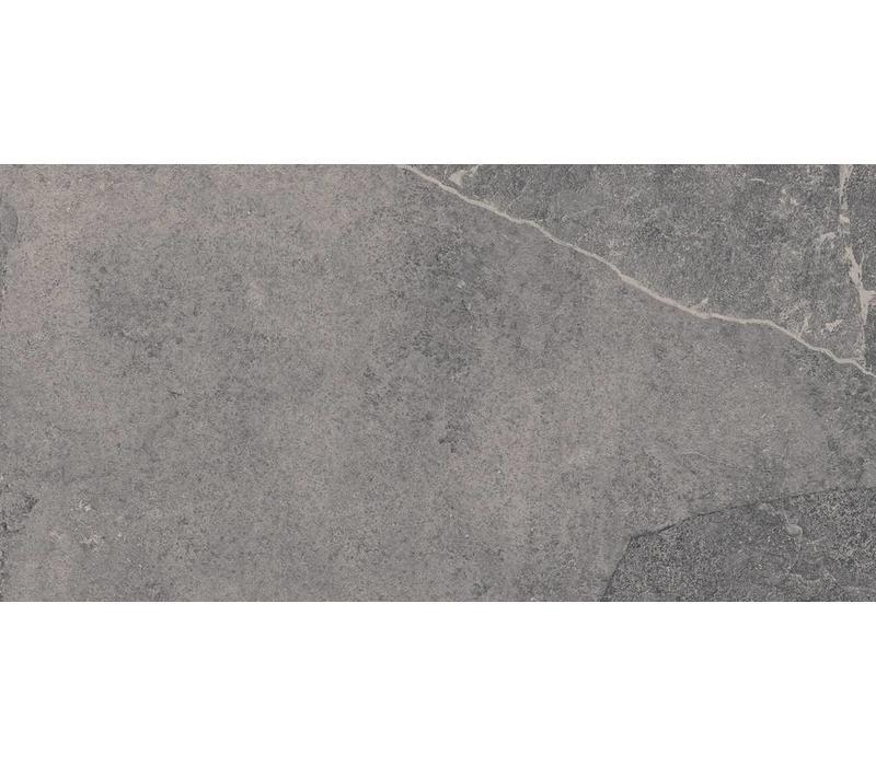 vloertegel MIXIT Grafito 37x75 cm
