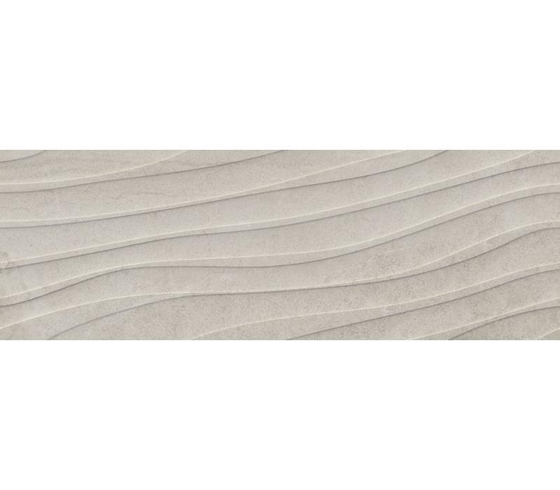 wandtegel MIXIT Concept Blanco 30x90 cm