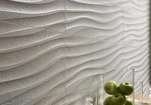 Keraben wandtegel MIXIT Concept Blanco 30x90 cm