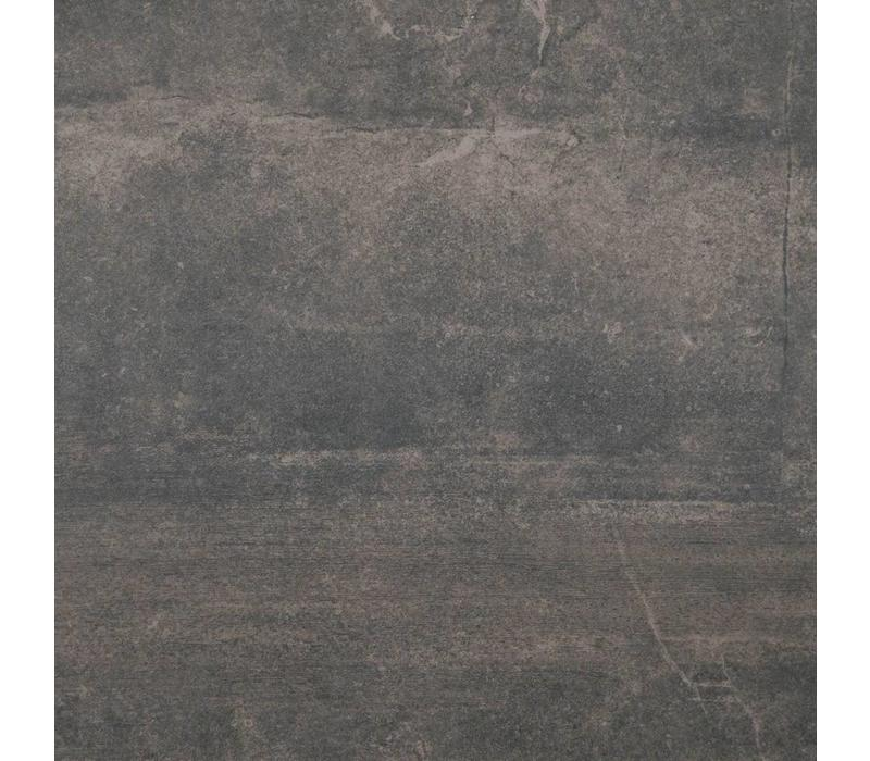 vloertegel STRUCTURE Antracite 60x60 cm