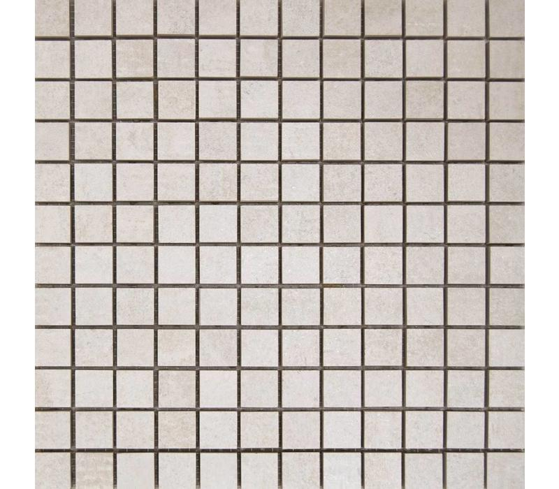 Mozaïek STRUCTURE Almond 30x30 cm