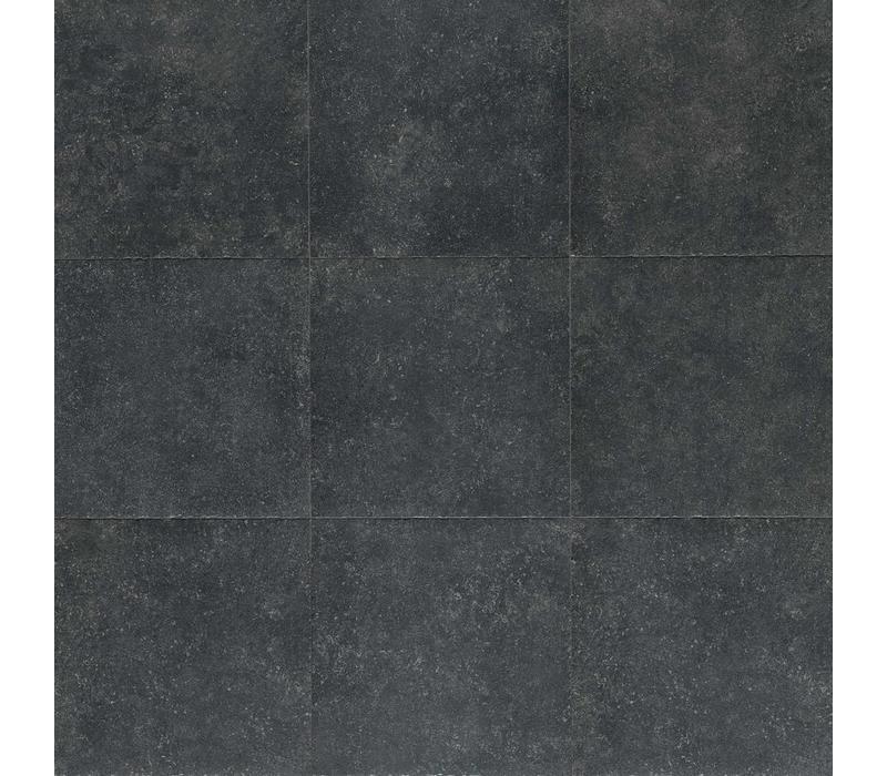 vloertegel PIETRA DEL NORD Nero 60x60 cm - Antique matte