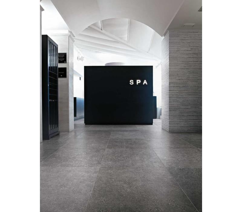 vloertegel PIETRA DEL NORD Grigio 80x80 cm - Antique matte