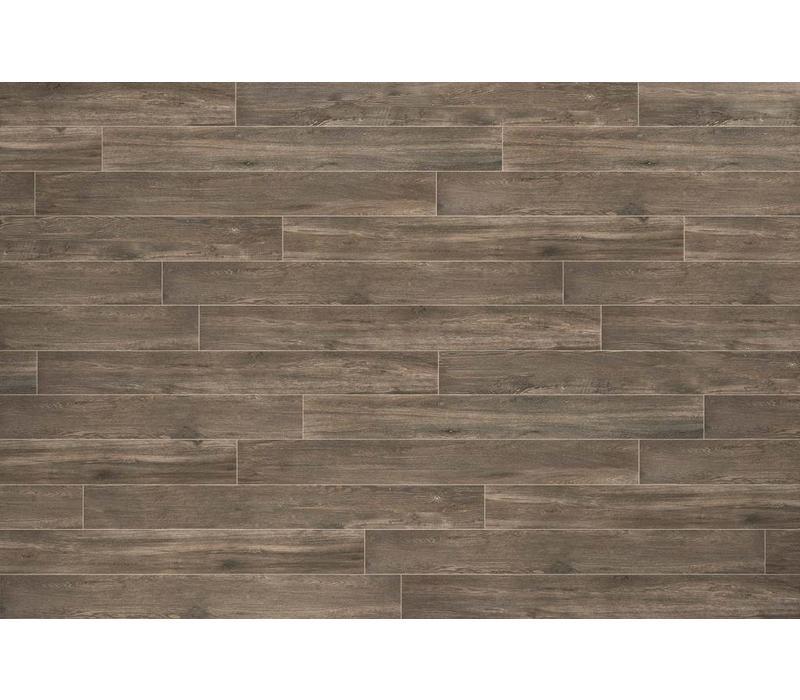 vloertegel SELECTION OAK Brown 15x90 cm - Naturale