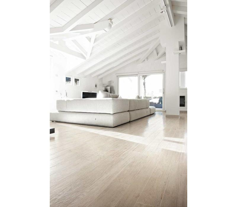vloertegel SELECTION OAK White 15x90 cm - Naturale