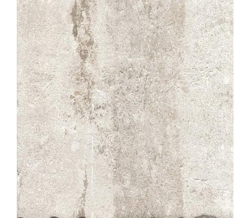 vloertegel LA ROCHE Blanc 60x60 cm - Antique matte