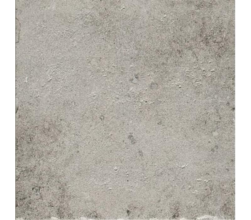 vloertegel LA ROCHE Grey 80x80 cm - Antique matte