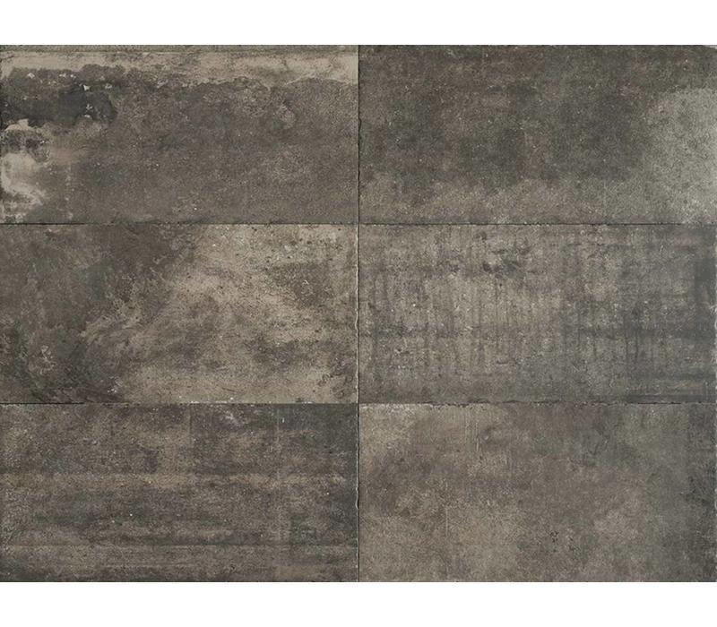 vloertegel LA ROCHE Mud 80x80 cm - Antique matte