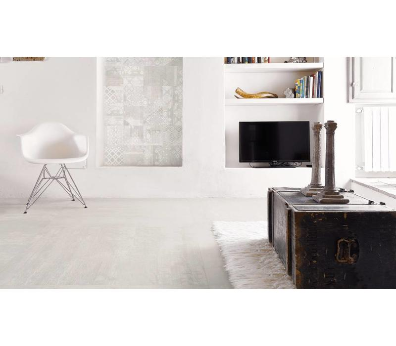 vloertegel GESSO Natural White 80x80 cm