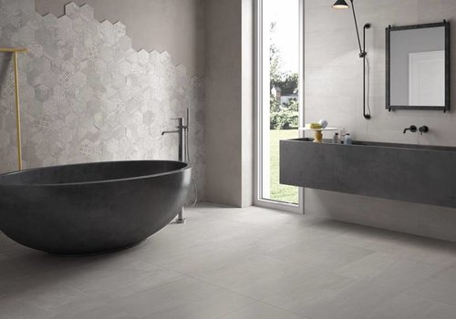 Provenza vloertegel GESSO Pearl Grey 30x60 cm