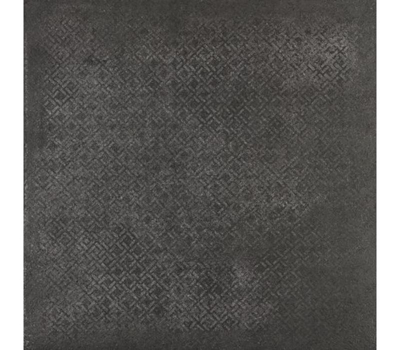 vloertegel UPTOWN Modul Black 75x75 cm