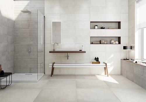 Keraben vloertegel UPTOWN White 75x75 cm