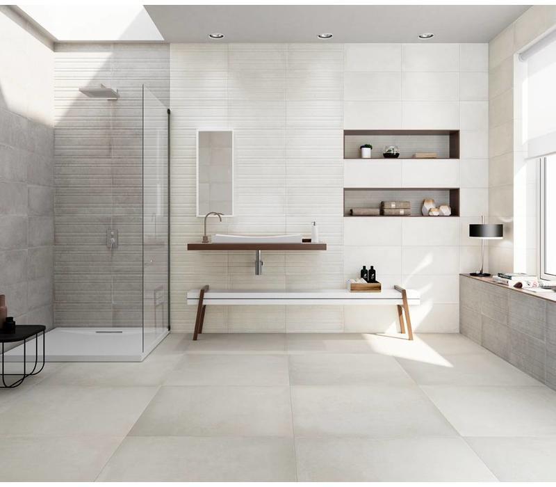 vloertegel UPTOWN White 60x60 cm