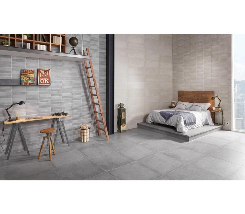 vloertegel UPTOWN Modul Grey 75x75 cm