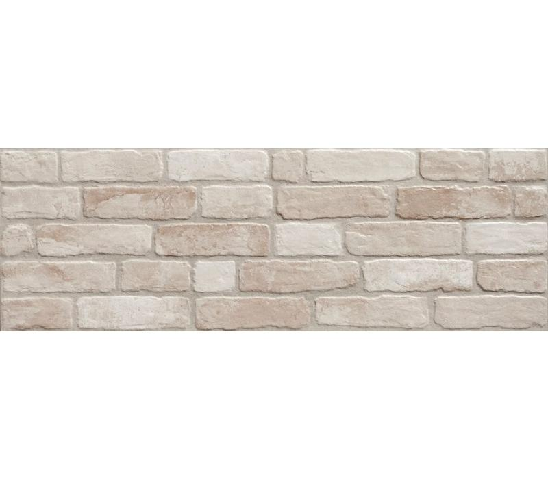wandtegel WALL BRICK Old Cream 30x90 cm