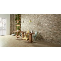 wandtegel WALL BRICK Old Smoke 30x90 cm