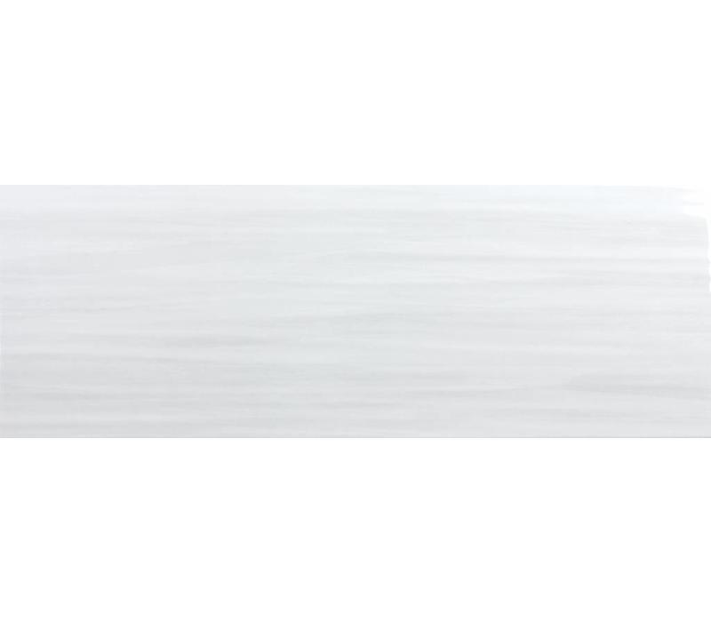 wandtegel LOUNGE Blanco 25x70 cm