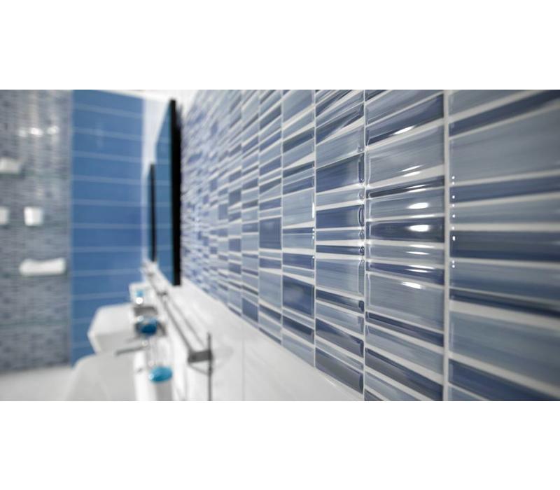 wandtegel LOUNGE Concept Azul 25x70 cm