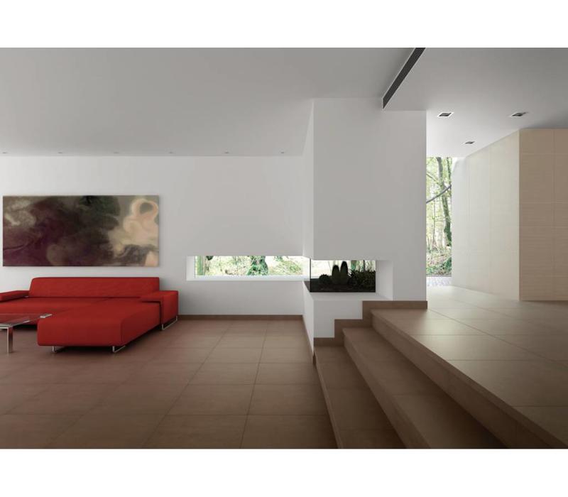 vloertegel ATACAMA Tabaco 60x60 cm rett.