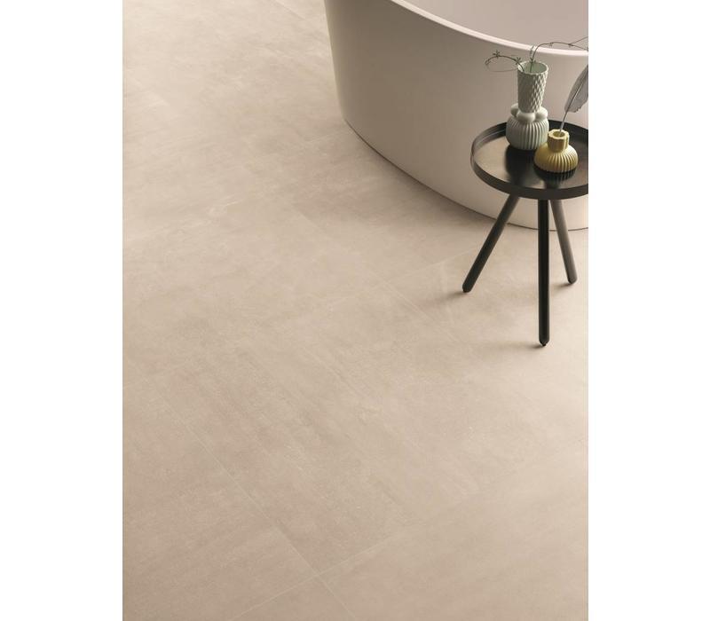 vloertegel GESSO Taupe Linen 80x80 cm